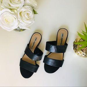 Karl Lagerfeld Alkali Strappy Sandals Size 6